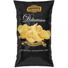 Argente Πατατάκι τραγανιστό με αλάτι -Potato chips extra crunchy 180g