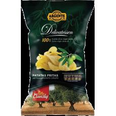Argente Πατατάκι με αλάτι σε εξαιρετικά παρθένο ελαιόλαδο-Potato Chips in extra virgin olive oil 160g