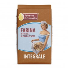 Casillo Αλεύρι ολικής άλεσης - Farina intergrale 1kg