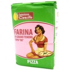 Casillo Αλεύρι για πίτσα τύπου 00 - Farina for pizza tippo 00 1kg