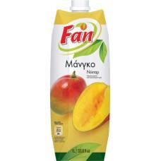 Fan Μάνγκο νέκταρ - Mango Nectar 1lt