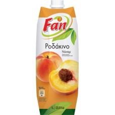 Fan Ροδάκινο νέκταρ - Peach Nectar 1lt