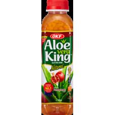 OKF Aloe Vera King Ρόδι 500ml - Pomegranate