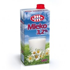 Mleko Γάλα Μ.Δ. 3,2% λιπ. 1λτ - Milk UHT 3,2% fat 1lt